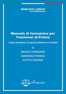 Manuale di formazione per funzionari di polizia
